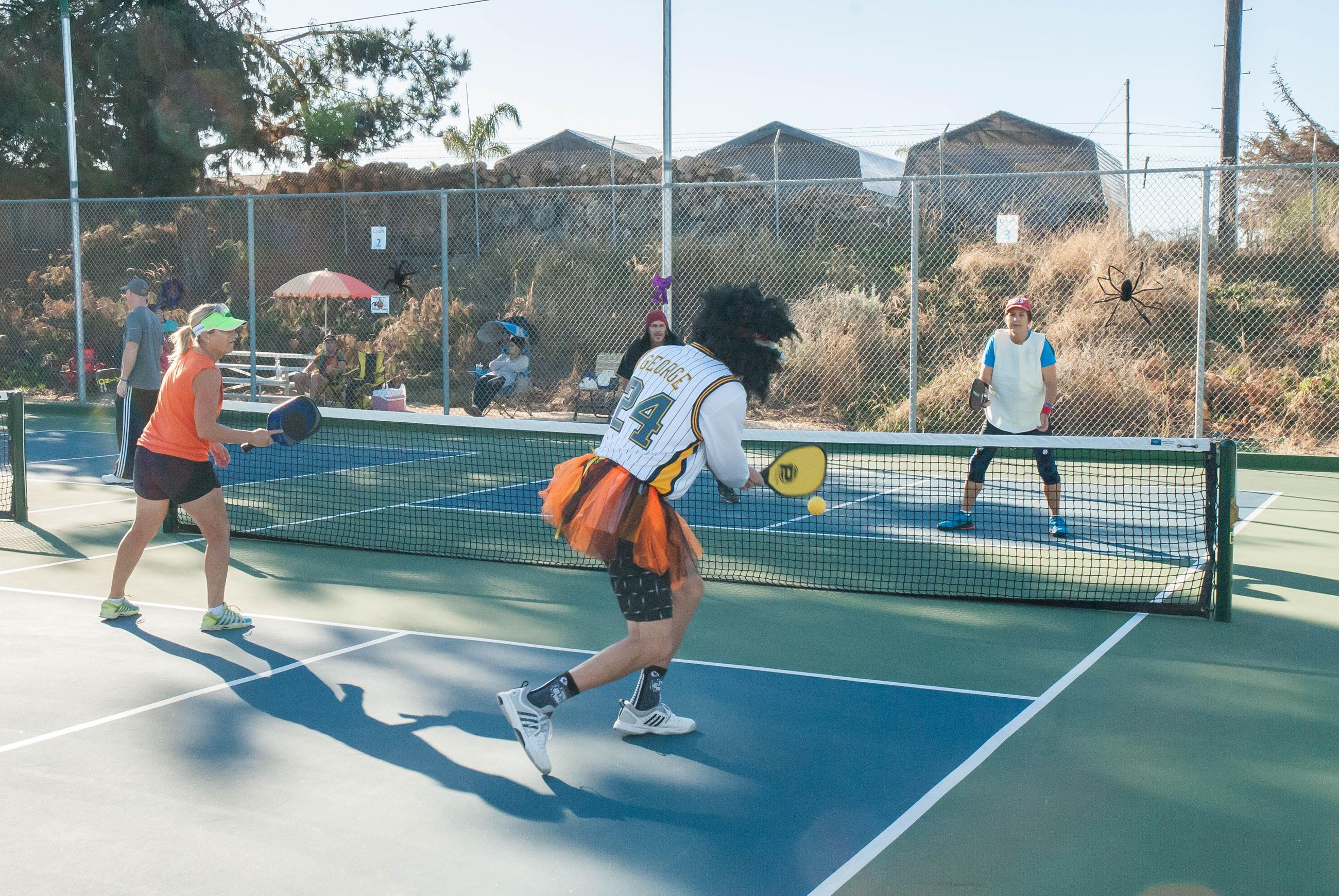 Halloween Pickleball Tournament