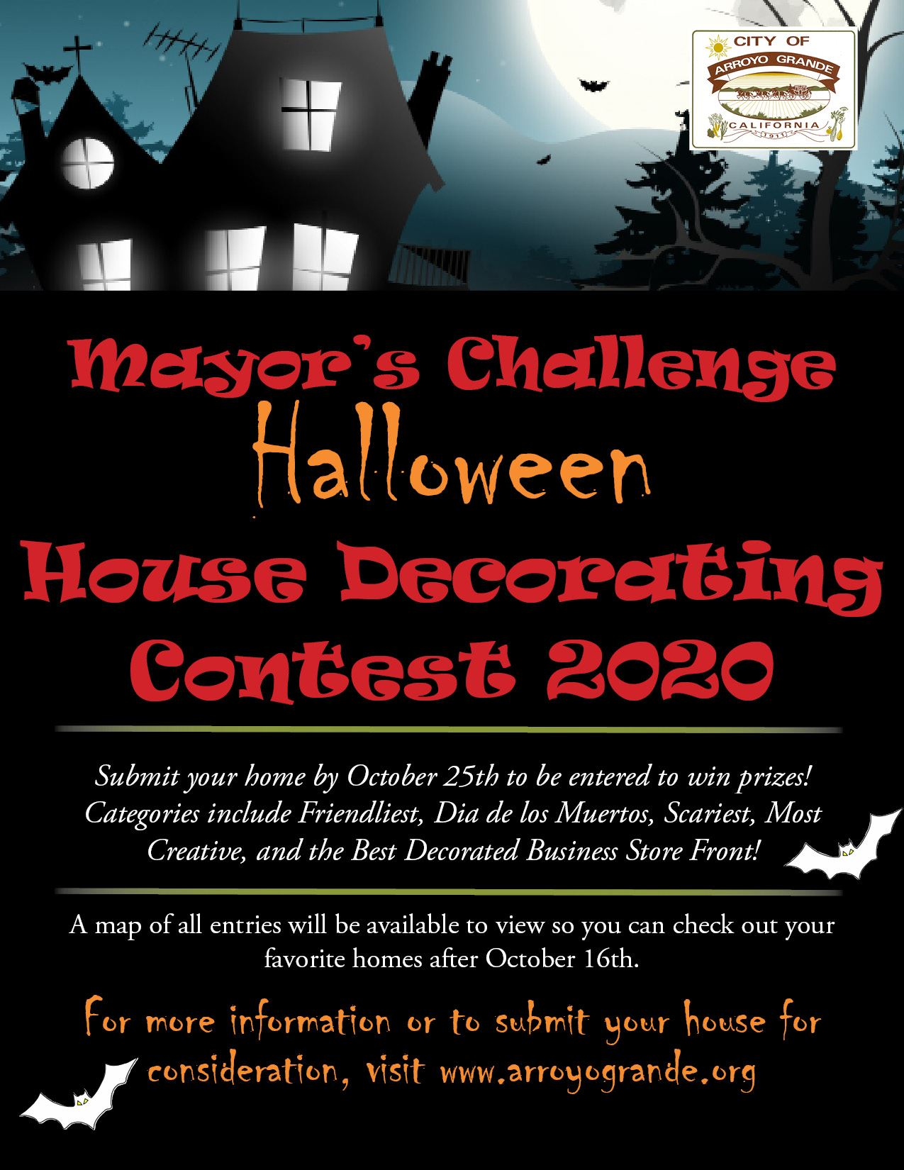 House Decorating Flyer